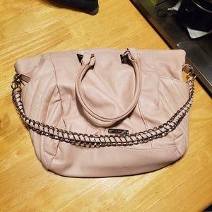 Large Blush Steve Madden Shoulder Bag